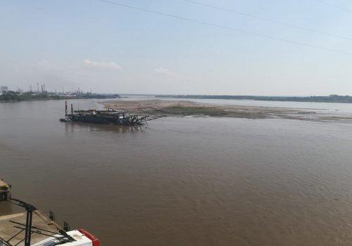 Mantenimiento del canal navegable mediante dragado hidráulico y mecánico en el Río Magdalena en el sector comprendido entre Barrancabermeja (Santander) y Pinillos (Bolívar), Contrato No 0-0220-2018.
