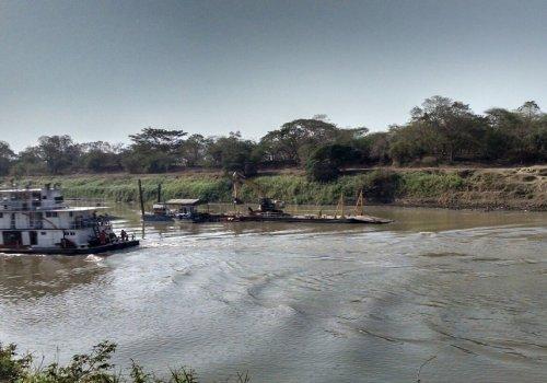 """Dragado del canal del dique como medida de contingencia por efectos asociados a los bajos niveles generados por el """"FENOMENO DEL NIÑO""""  C097 - 2015"""