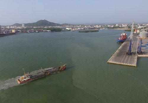Dragado Muelle Compas Cartagena Fase I – C-008-OB-Compas-2016