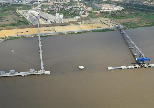 Relimpia Muelles de la  Sociedad Portuaria  RIVERPORT S.A  C001-0S-000230-2015